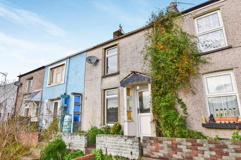 2 Bedrooms Terraced House for sale in Napier Street, Machen, Caerphilly, CF83