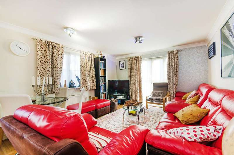 2 Bedrooms Flat for sale in Periwood Crescent, Perivale, UB6
