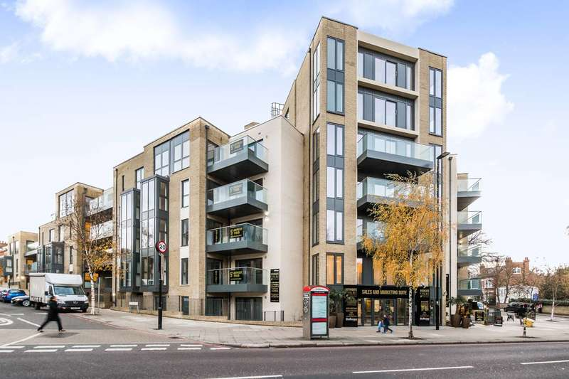 2 Bedrooms Flat for rent in Rosetti Court, Highgate, N6