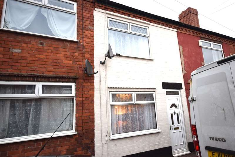 3 Bedrooms Property for sale in St. Michaels Street, Sutton-In-Ashfield, NG17