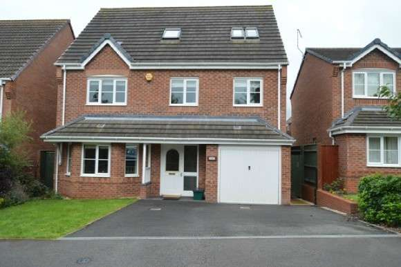 7 Bedrooms Detached House for rent in Galingale View, Newcastle-Under-Lyme