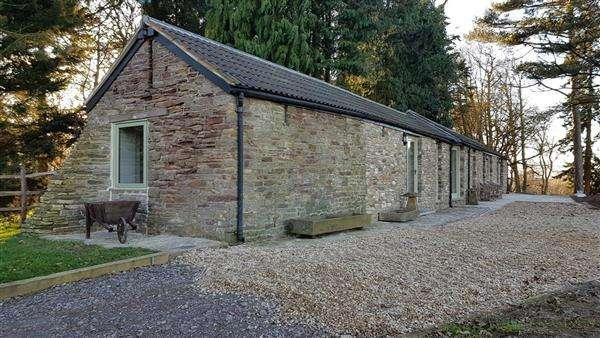 2 Bedrooms Detached House for rent in The Stable Charfield Road, Tortworth, Wotton-Under-Edge
