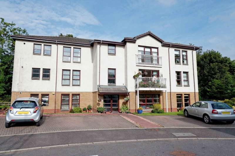 2 Bedrooms Flat for sale in Station Avenue, Inverkip, Inverclyde, PA16 0BB