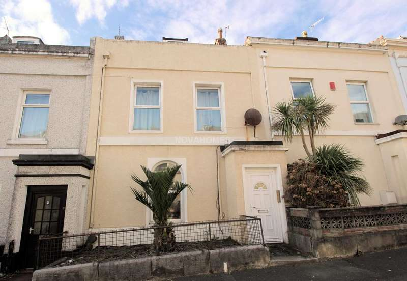 3 Bedrooms Terraced House for sale in Prospect Street, North Hill, PL4 8NY