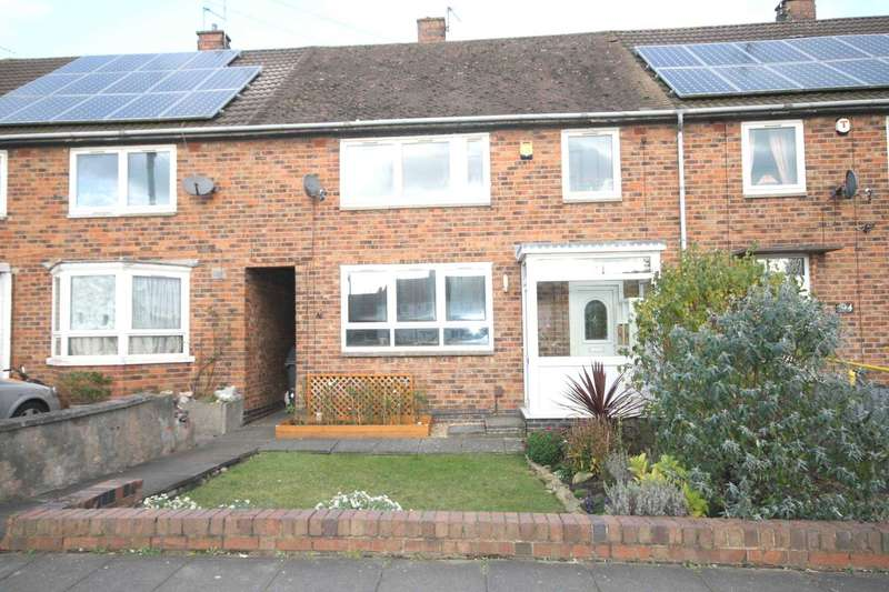 4 Bedrooms Town House for sale in Dominion Road, Leicester