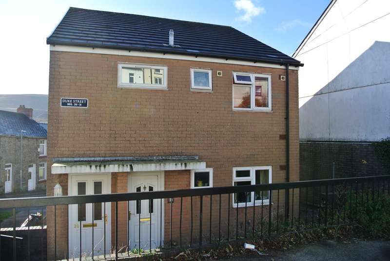 1 Bedroom Flat for sale in Duke Street, Blaenavon, Pontypool, NP4