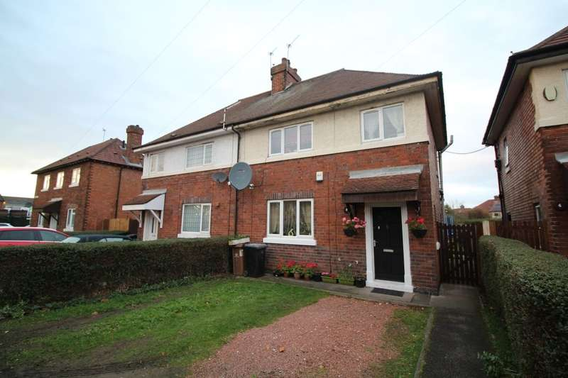 3 Bedrooms Semi Detached House for sale in Burbage Place, Alvaston, Derby, DE24