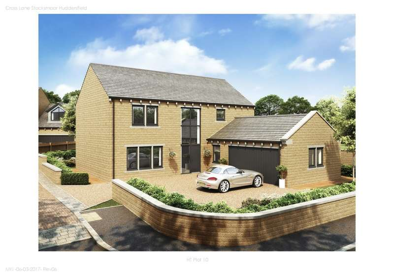 4 Bedrooms Detached House for sale in The Oxspring Cross Lane , Stocksmead, Stocksmoor, HD4