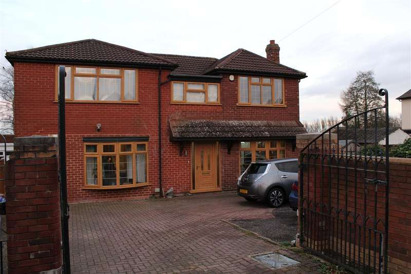 5 Bedrooms Detached House for sale in Pye Green Road, Cannock