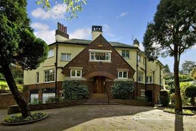 4 Bedrooms House for rent in The Corner House, Mapperley Park, Nottingham, NG3 5EW