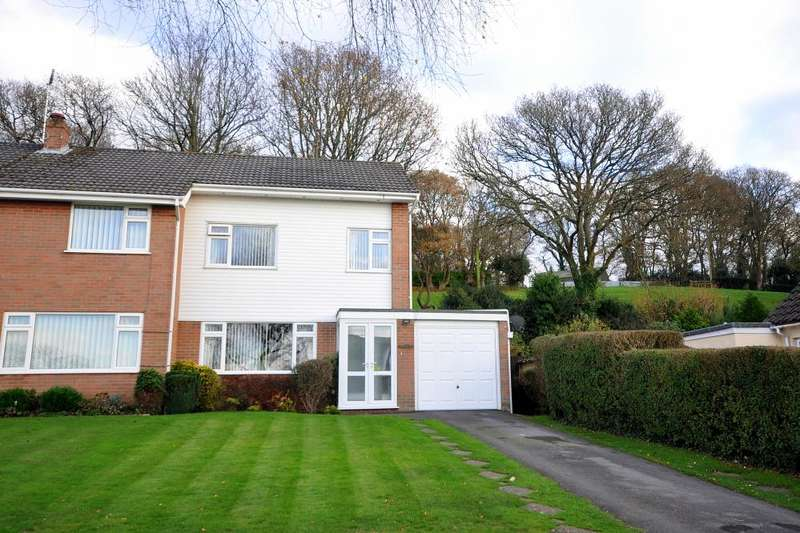 3 Bedrooms Semi Detached House for sale in Poulner, Ringwood, BH24 1TF