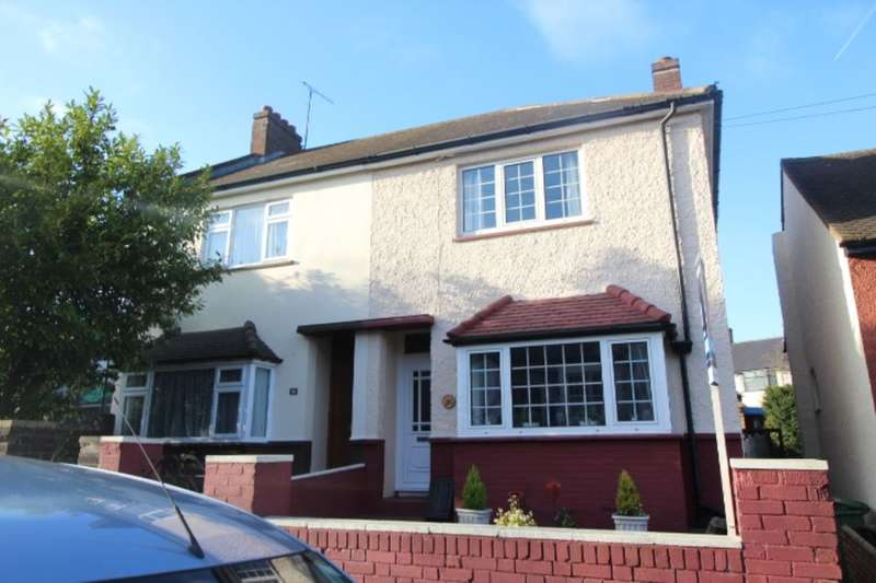3 Bedrooms Semi Detached House for sale in Orchard Road, Belvedere, DA17