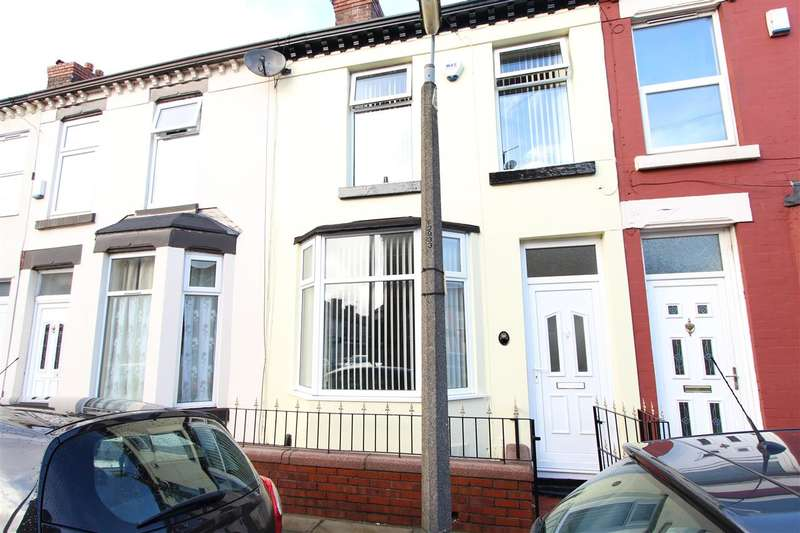 3 Bedrooms Terraced House for sale in Birstall Road, Kensington, Liverpool