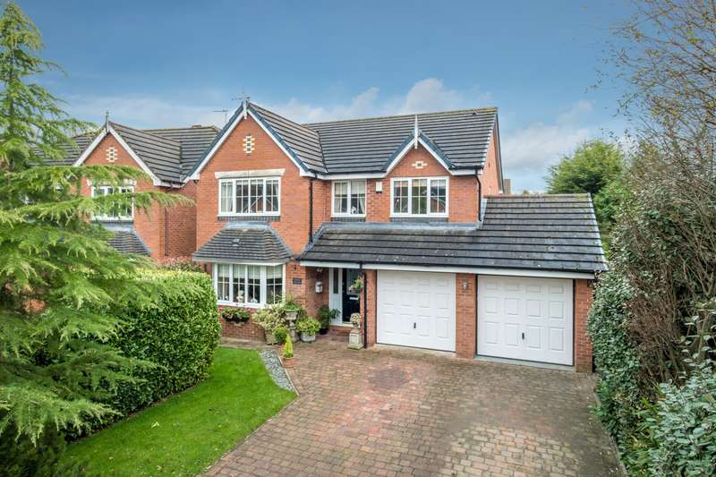 4 Bedrooms House for sale in 4 bedroom House Detached in Darnhall