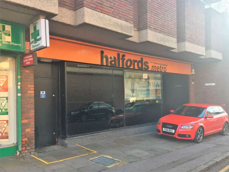 Shop Commercial for rent in 1 PRIORY ROAD,HIGH WYCOMBE,HP13 6RZ, High Wycombe