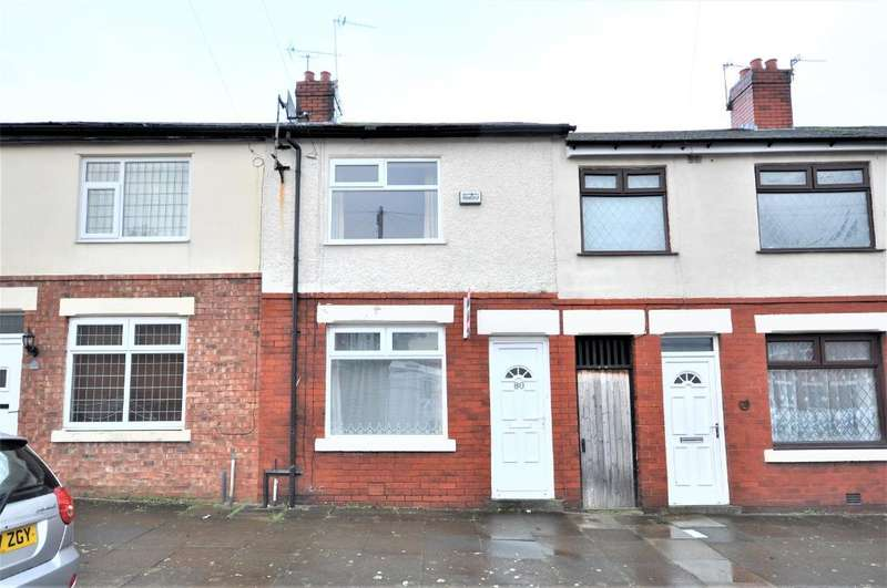 2 Bedrooms Terraced House for sale in Stocks Road, Preston, Lancashire, PR2 2SX