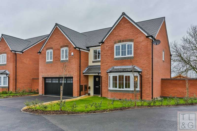 5 Bedrooms Detached House for sale in Orchard Close, South Littleton