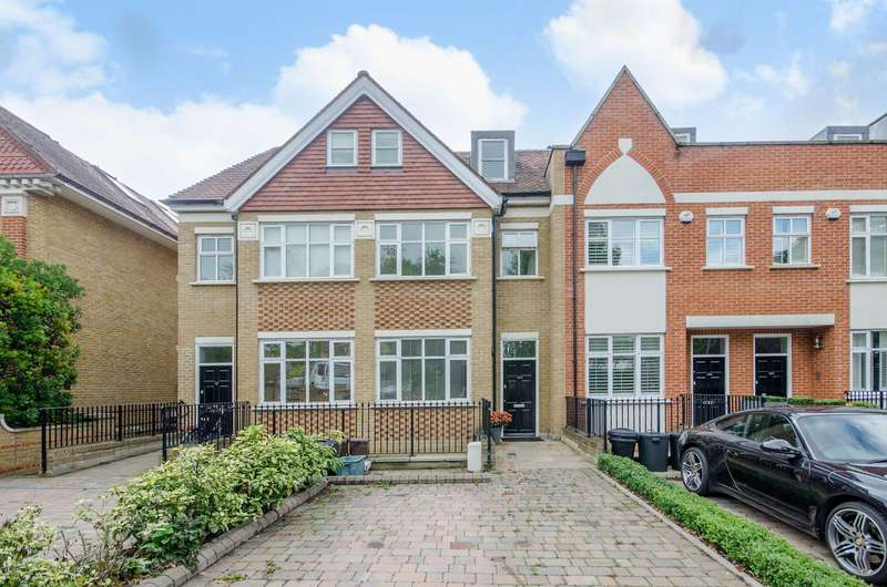 4 Bedrooms House for rent in Cottenham Park Road, West Wimbledon, SW20