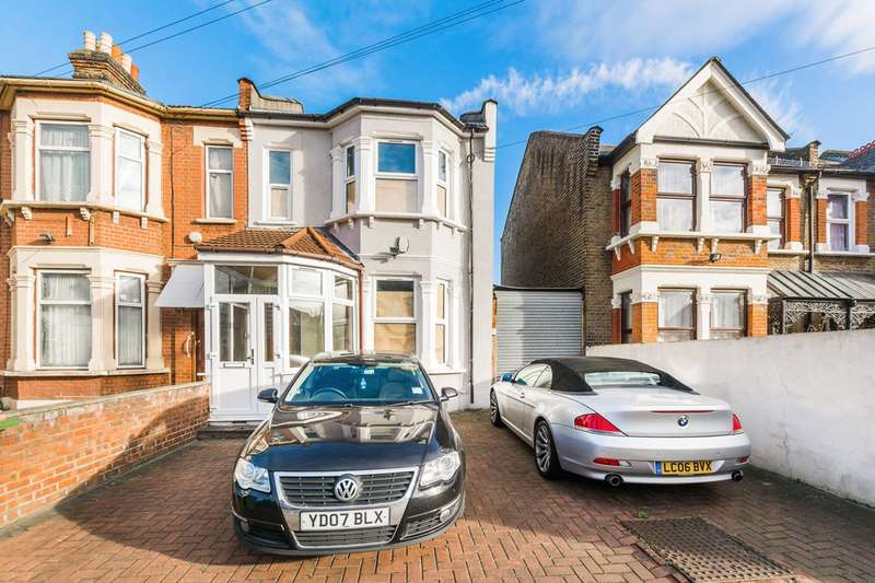3 Bedrooms End Of Terrace House for sale in Shrewsbury Road, Upton Park, E7