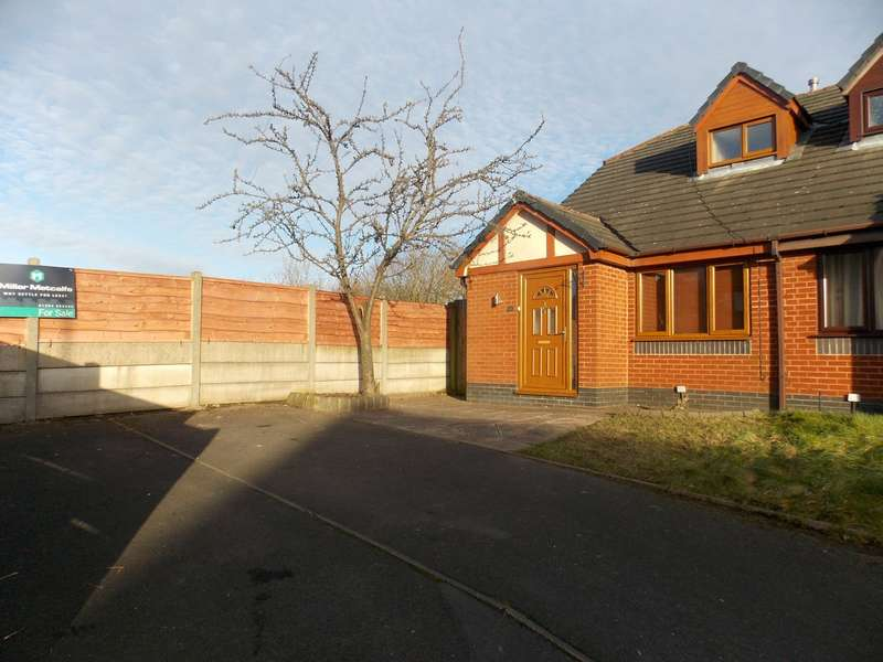 2 Bedrooms Semi Detached House for sale in Sevenoaks Drive, BOLTON, BL3