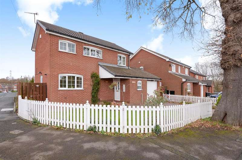 3 Bedrooms Detached House for sale in Bilton Lane, Harrogate, HG1 3JU