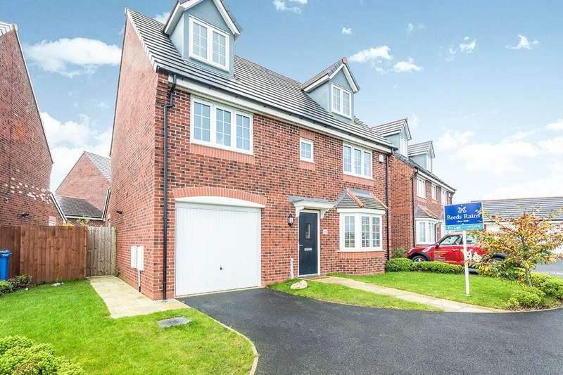 5 Bedrooms Detached House for rent in Wesham Park Drive, Wesham, Preston, PR4