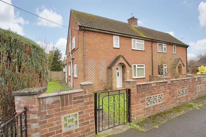 3 Bedrooms Semi Detached House for sale in Bere Hill Close, Whitchurch