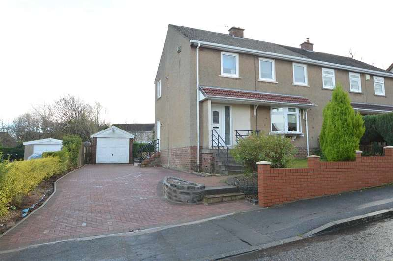 3 Bedrooms Semi Detached House for sale in Howgate Road, Hamilton