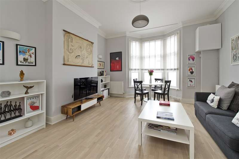 2 Bedrooms Flat for sale in Devonport Road, Shepherd's Bush