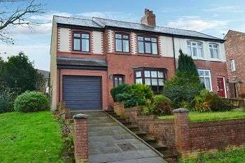 4 Bedrooms Semi Detached House for sale in Grove Lane, Standish, Wigan, WN6 0ES