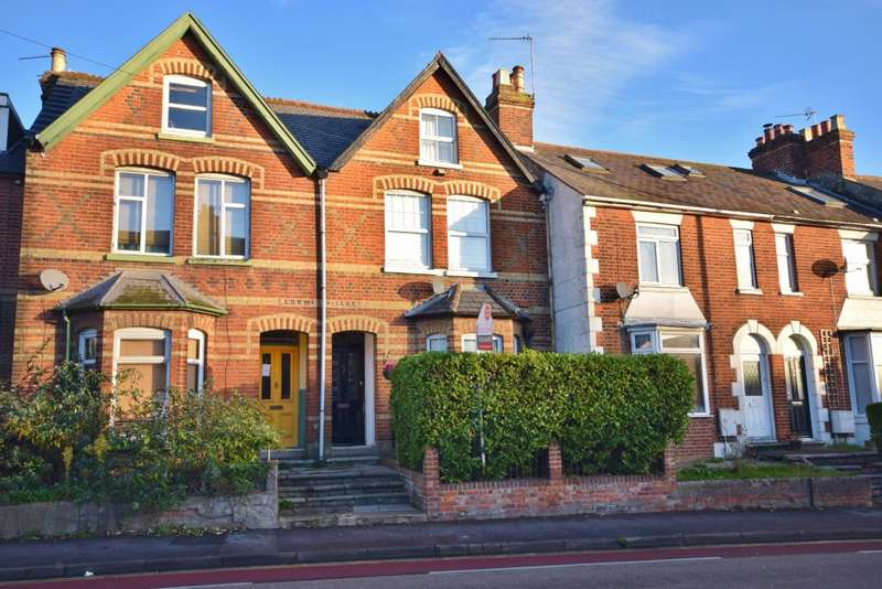 3 Bedrooms Terraced House for sale in Worting Road, Basingstoke, RG21