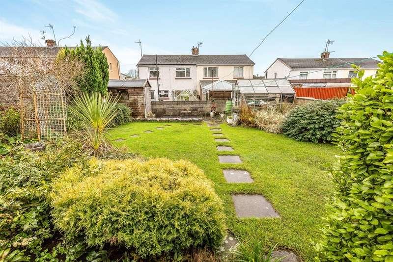 2 Bedrooms Detached Bungalow for sale in Highland Close, Sarn, Bridgend
