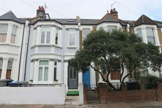 4 Bedrooms Terraced House for sale in Wakeman Road, London