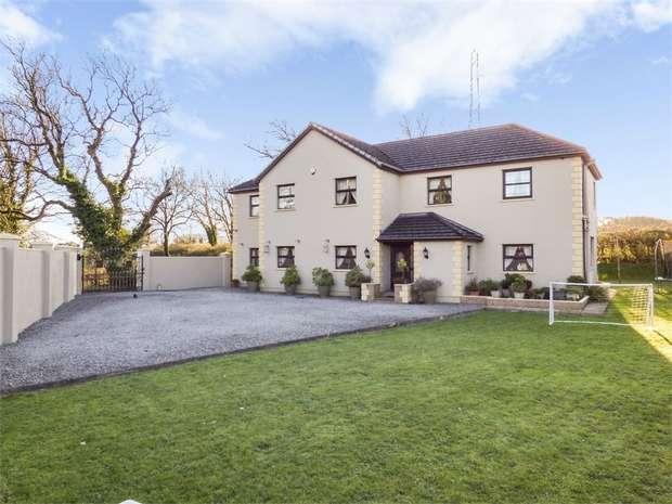 6 Bedrooms Detached House for sale in Laleston, Bridgend, Mid Glamorgan