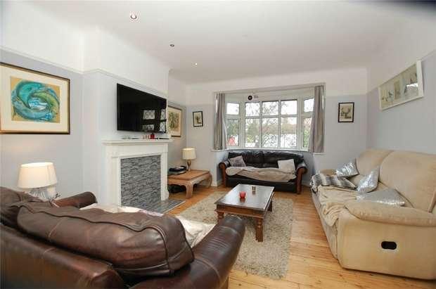 4 Bedrooms Semi Detached House for sale in Pickhurst Lane, BROMLEY, Kent
