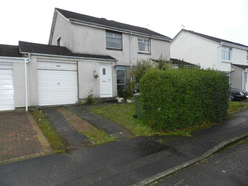 2 Bedrooms Semi Detached House for rent in Inverewe Place, Deaconsbank