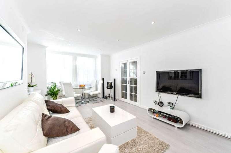 2 Bedrooms Flat for sale in Primrose Gardens, Belsize Park, London