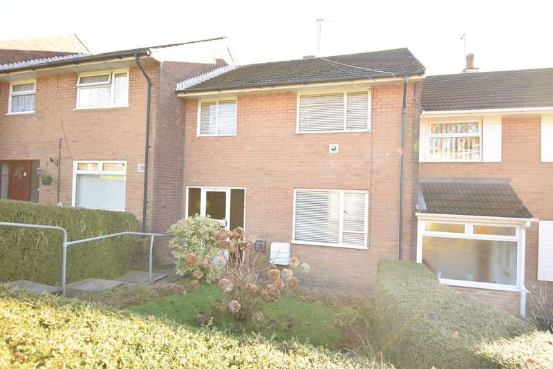 3 Bedrooms Terraced House for sale in Steepfield, Croesyceiliog, Cwmbran, NP44