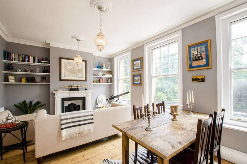 2 Bedrooms Flat for sale in Brixton Hill, Brixton, SW2