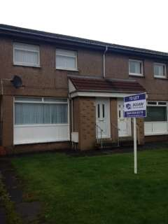 2 Bedrooms Terraced House for rent in 2 Bed Mid-Terraced Villa, Unfurnished, Earl View, Newstevenston, Motherwell
