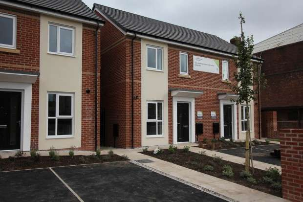 2 Bedrooms Town House for rent in The Parks St. Domingo Vale, Liverpool, L5