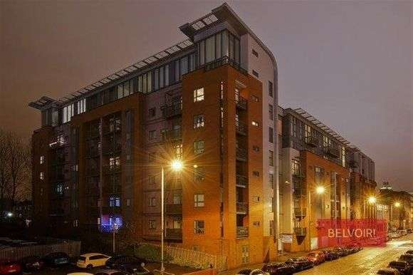 2 Bedrooms Flat for rent in Pall Mall, City Centre, Liverpool