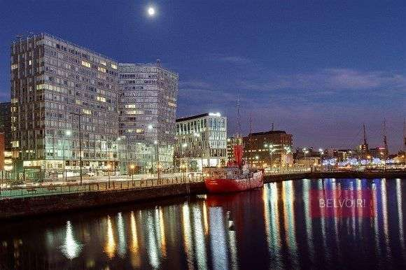 2 Bedrooms Flat for rent in Strand Street, Liverpool