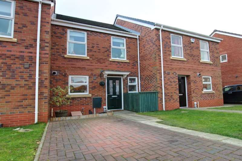 2 Bedrooms Property for sale in Mccormick Close, Bowburn, Durham, DH6