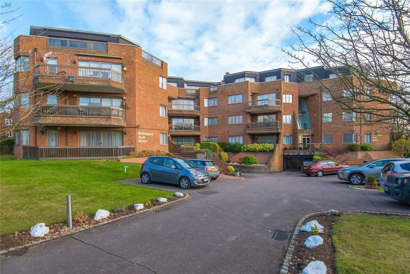 2 Bedrooms Flat for sale in Burlington Park House, Dennis Lane, Stanmore, HA7