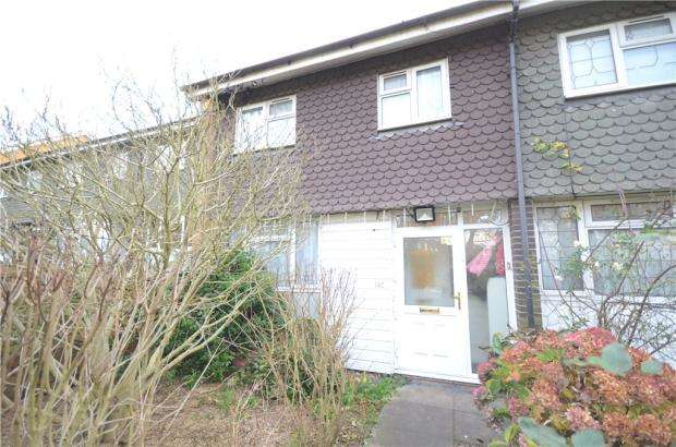 3 Bedrooms Terraced House for sale in Windermere Road, Reading, Berkshire
