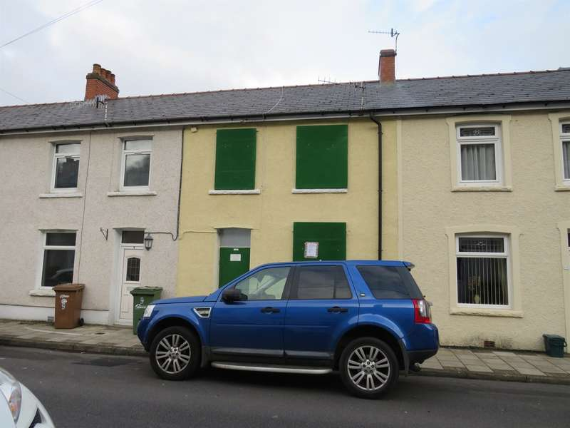 2 Bedrooms Terraced House for sale in Cambrian Street, Deri, Bargoed