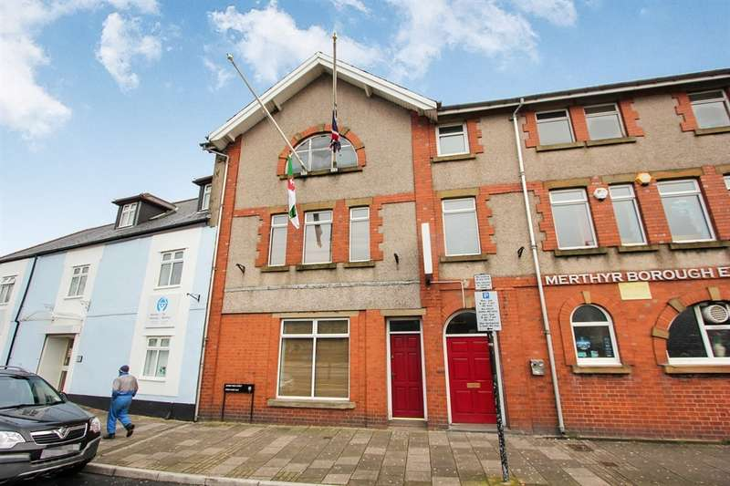 3 Bedrooms Terraced House for sale in Lower High Street, Merthyr Tydfil