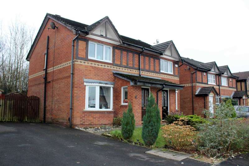 3 Bedrooms Semi Detached House for sale in Stonehaven, Beaumont Chase
