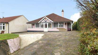 3 Bedrooms Detached Bungalow for sale in Chislehurst Road, Orpington